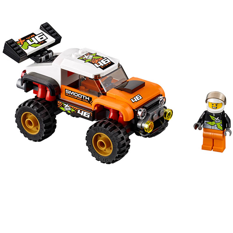 Lepin 60146 Pogo Bela 10645 Urban City Stunt Truck Vehicle Building Blocks Bricks Compatible legoe Toys Gifts for Children Model compatible lepin city block police dog unit 60045 building bricks bela 10419 policeman toys for children 011
