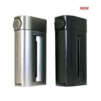 200W Squid Industries Tac21 Mod wi/ Top OLED Screen  Fit 20700/21700 Battery Ecig Vape Mod VS Double Barrel V3 /Gen