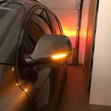 Dynamic Turn Signal Led Side Rearview Mirror Indicator Blinker Repeater Light For Audi Q5 Sq5 8r 2010-2017 Q7 Facelift 2010-2015