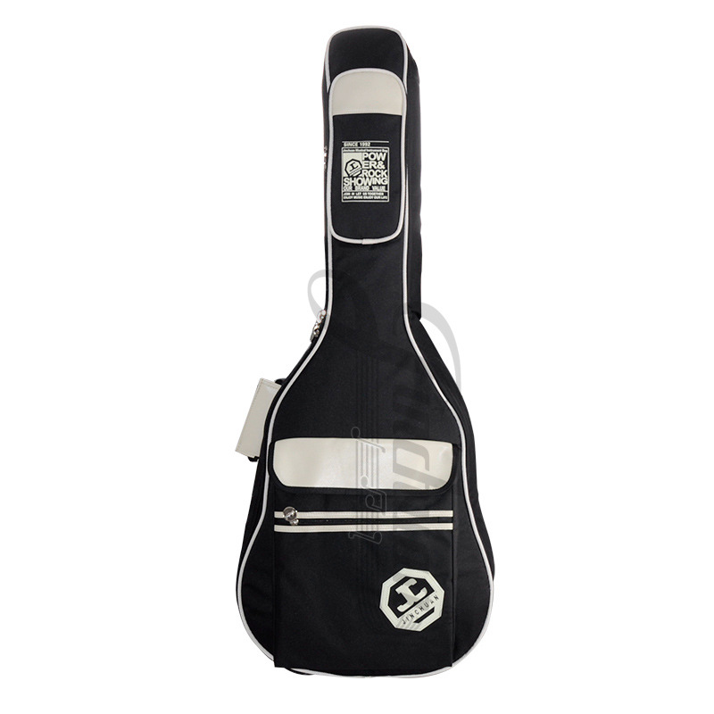 High grade 40 inch 41 inch senior guitar bag,folk guitar bag, thickening guitar backpack, acoustic guitar bag is waterproof germany wide damascus corrugated hunting tactical knife wootz steel survival knives fixed blade knife horn handle 1996
