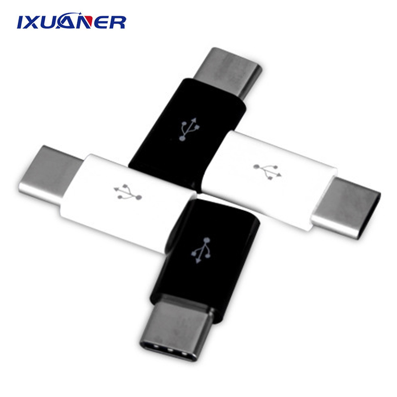 Universal Micro USB To USB Type C Adapter V8 Connector Converter For Samsung Huawei ZTE Xiaomi Lenovo Lg Android Type-c Typec