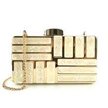 Женские клатчи с акриловым украшением, вечерние сумочки на цепочке, вечерние сумочки, модные женские сумки, кошелек, клатч, вечерняя сумочка# y2