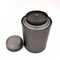 24pcs Lot 15 24cm Round Large Capacity Tea Caddy Receive Tin Box Candy Gold Red Metal