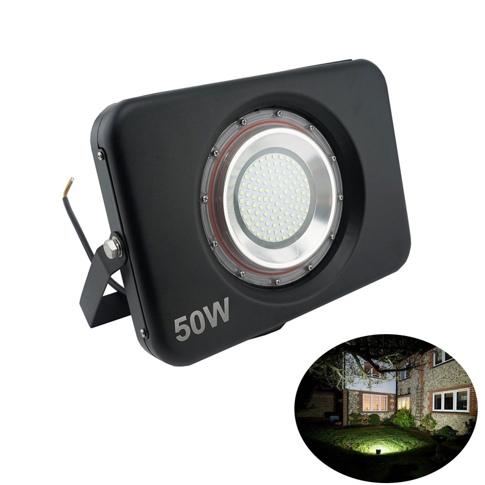 IP65 LED Floodlight 50W 110V 220V Reflector Flood Light Waterproof Projectors Light Lamp for