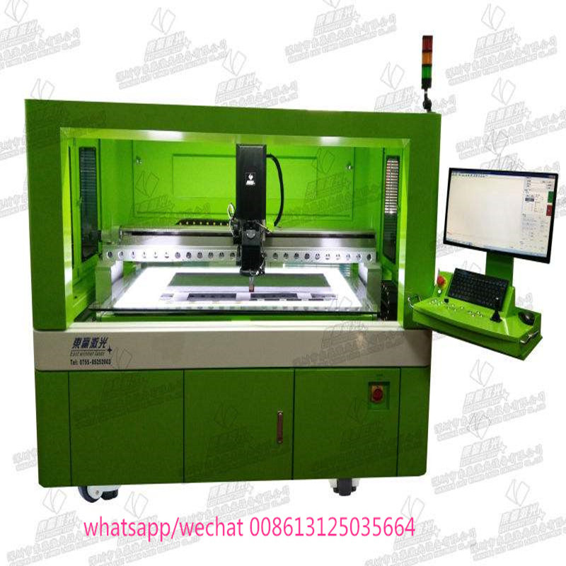 LCD screen laser repair machine LCD TV glass color line repair machine laser spot repair machine