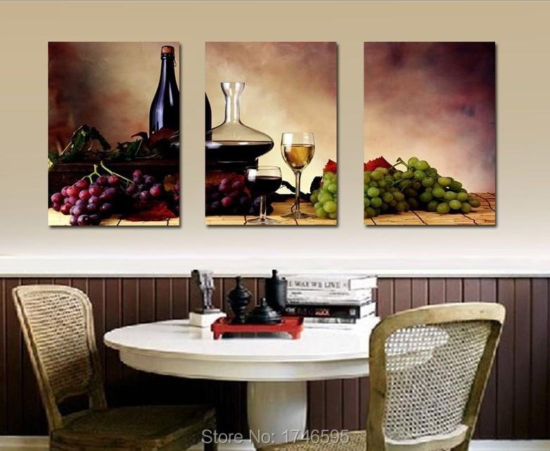Modern Kitchen Wall Decor kitchen decor paintings - creditrestore