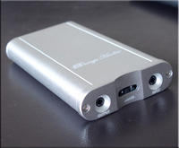 Portable Active Headphone Amplifier Rechargeable Stereo Hifi Mini AMP Class A power Amplifiers For Mobile Phone