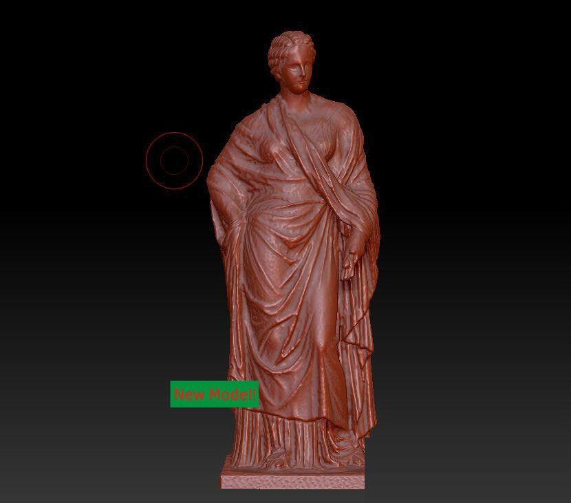 3D model for cnc 3D  CNC machine in STL file format Faustina 12pcs 3d model for cnc 3d carved figure sculpture machine in stl file format the chinese culture chinese zodiac