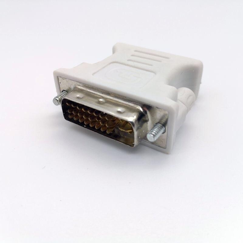10 հատ ադապտեր DVI 24 + 5 Արական մինչև 15 Pin - Համակարգչային մալուխներ և միակցիչներ - Լուսանկար 4