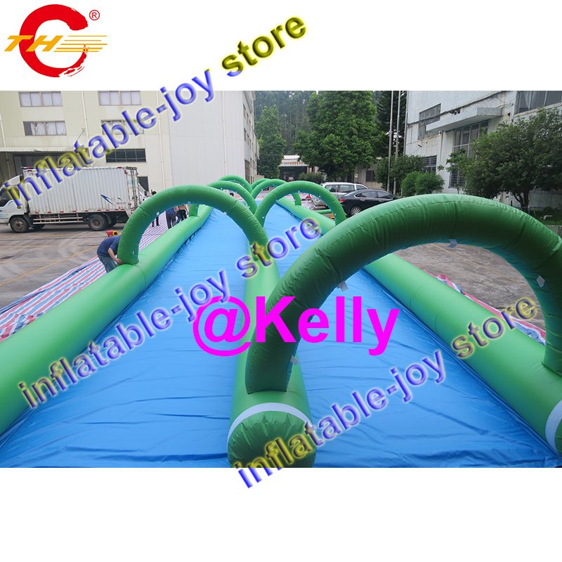 Inflatable Water Slide Port Macquarie: Free Sea Shipping To Sea Port 70x6x1.5mH Giant Inflatable