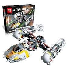 Лепин Star Wars 1473 шт. UCS Y-Атаки Крыла Starfighter Строительные Блоки Кирпич Указан Игрушка в Подарок 10134