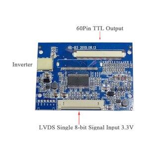Image 2 - HX B3 תור LVDS 60pin TTL יציאת סטנדרטי 20pin 1 ch 8 LVDS קלט 60pin TTL פלט A101VW01
