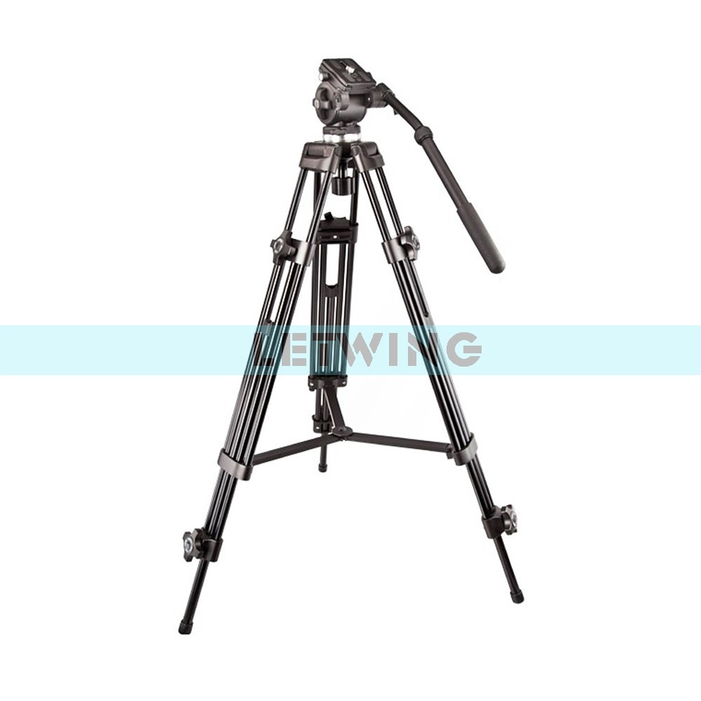 Weifeng WF 717 Professional 1 8m font b Tripod b font for Canon Nikon Camcorder font