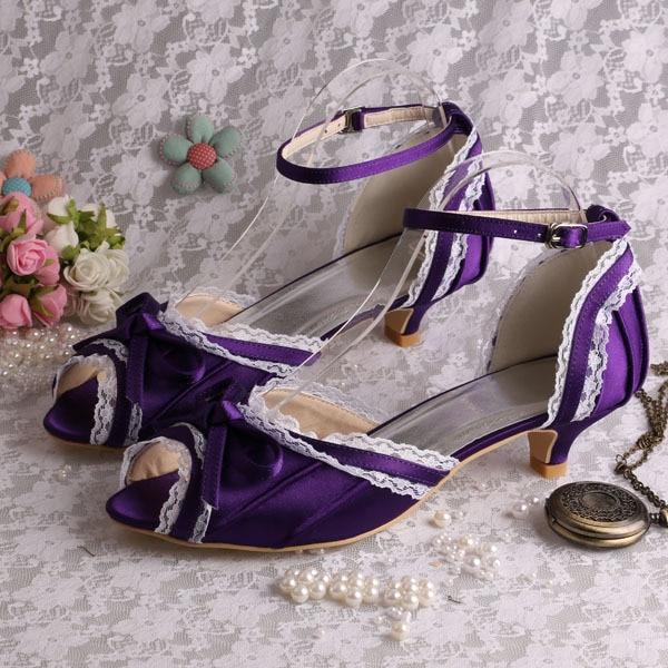 (20 Colors) Sweet Princess Women Walking Sandals in Wedding Low Heel Plus Size