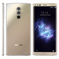 DOOGEE Mix 2 Android 7 1 Smartphone 128GB ROM 6GB RAM 4060mAh 5 99 FHD Helio