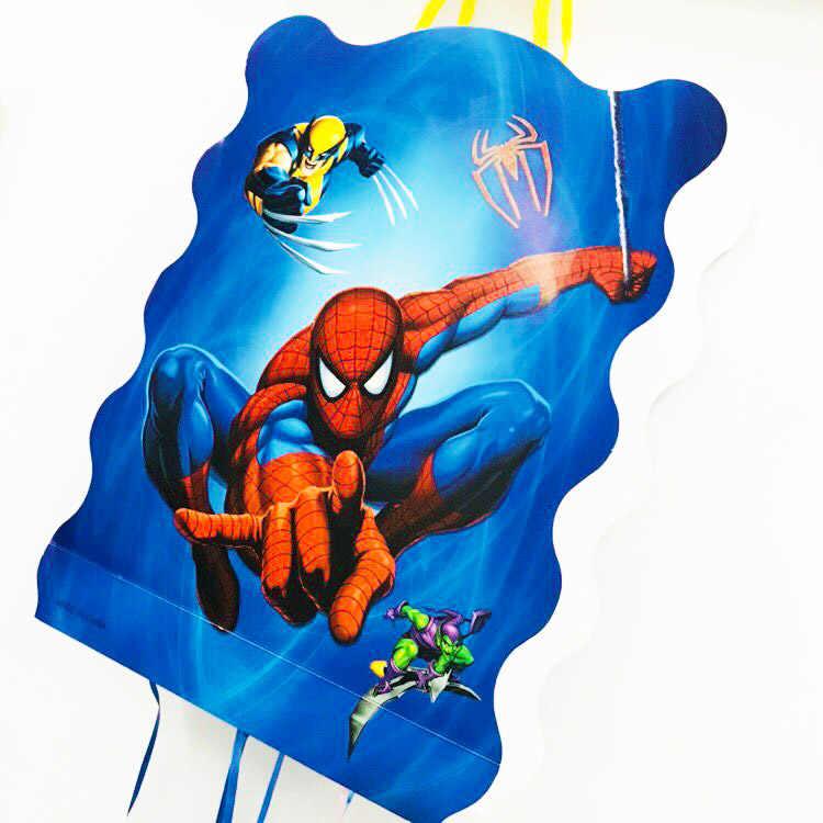 Spiderman festa suprimentos toalha de mesa guardanapos pratos copos facas garfos colheres spiderman festa de aniversário decoração