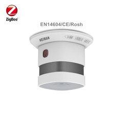 Sensor de humo con alarma contra incendios con sensor de humo con CE ROSH EN14604