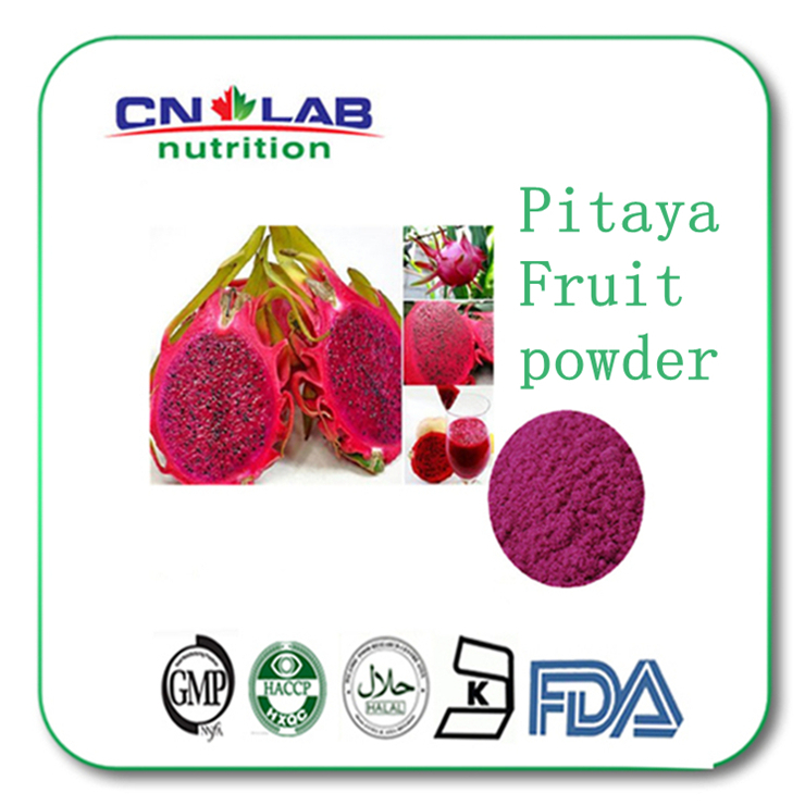 top grade 100% nature high quality red pitaya Fruit extract Powder hot sale product 1kg/lot