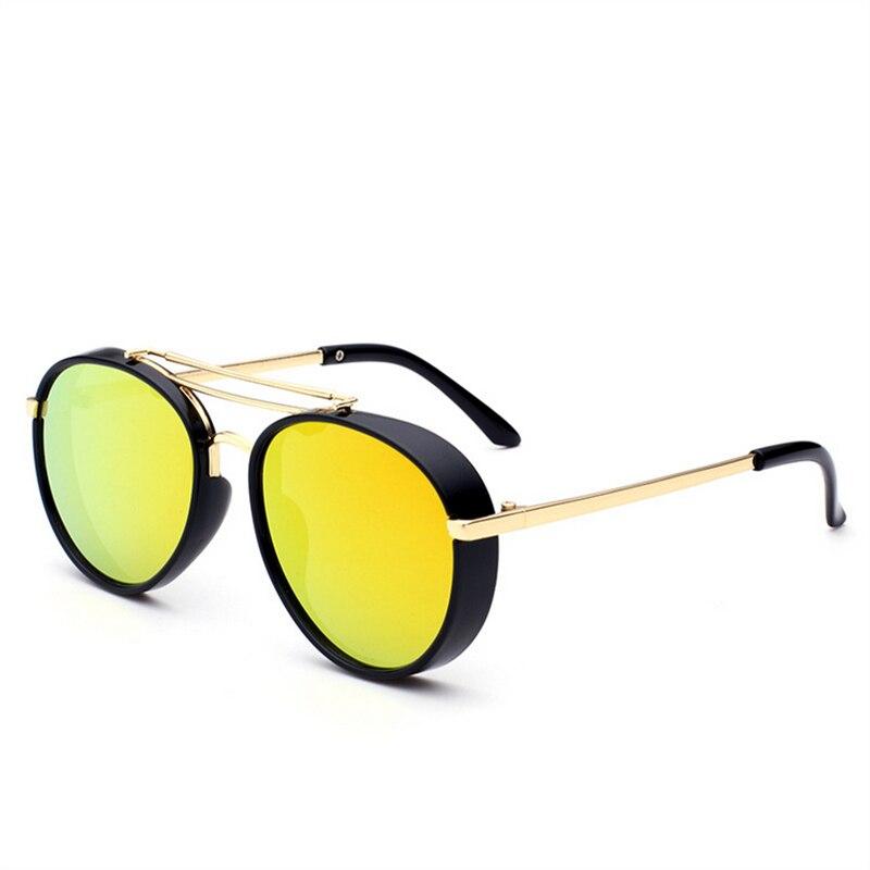 Aktiv Mosilin Runde Kinder Sonnenbrille Kinder Sonnenbrille Anti Uv Baby Vintage Brillen Mädchen Kühlen 2018
