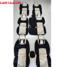 CARTAILOR seat covers for mitsubishi pajero sport 2011 2013 car seat cover