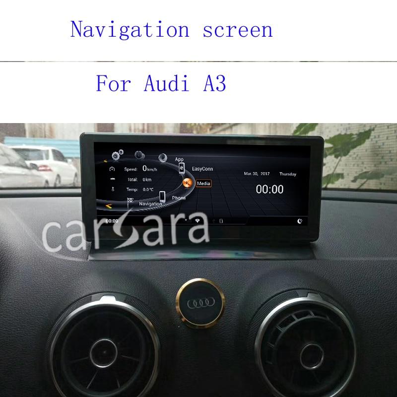 Car GPS Radio DVD Navigation for Au di A3 2013 2014 2015 2016 2017 2018 Android Dashboard Monitor