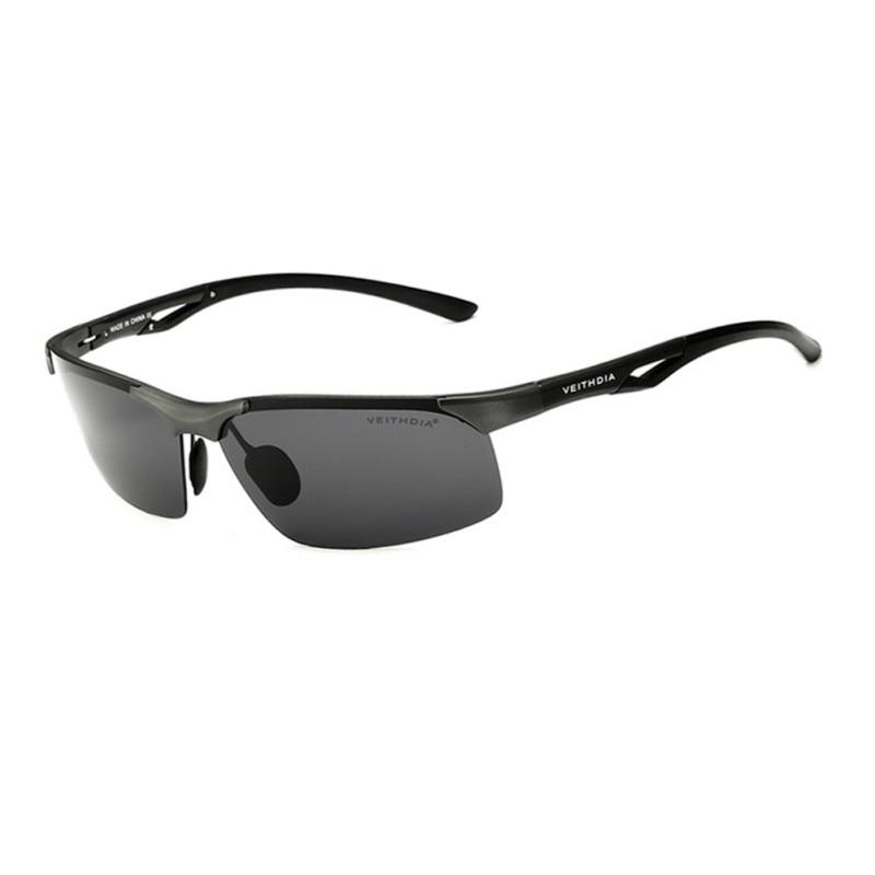 Brand Designer Polarized Men Sunglasses Driving Goggle Sun Glasses Lunette De Soleil VEITHDIA
