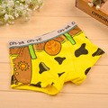 Quality Boy Cotton Underwear Children's boxer briefs Boys Cute Printing Underpants Student Briefs  Boy Panties