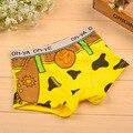 Quality Boy Cotton Underwear Children's boxer briefs Boys Cute Printing Underpants Student Briefs  Boy Panties