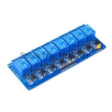 5PCS 8 Channel 5V Relay Module Low Level 8Channel Relay Module Board for Arduino PIC AVR MCU DSP