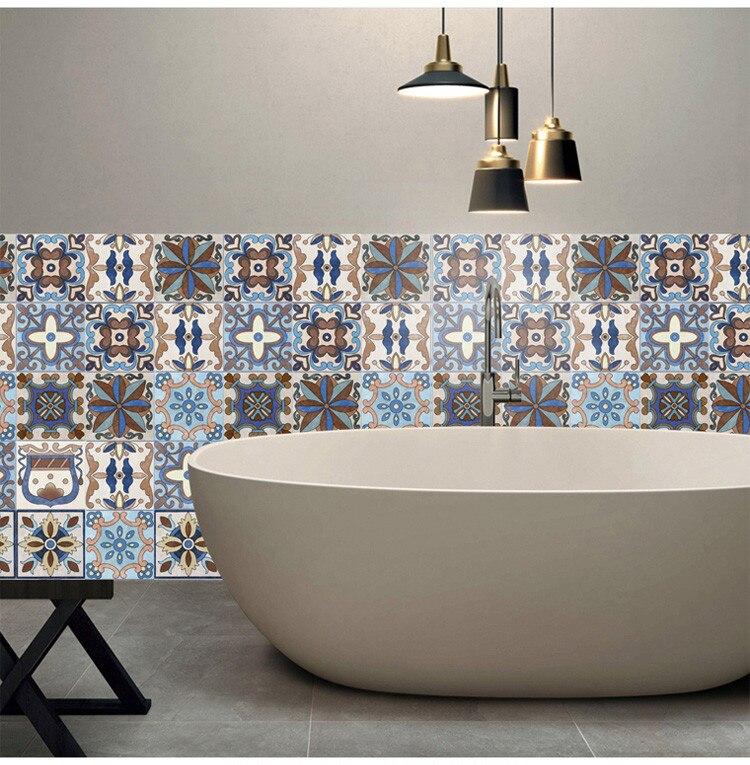 European Style Simulation Ceramic Tile Decapstick Toilet