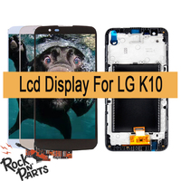 NEW For LG K10 LTE K410 K420N K428 K430 K430DS K430DSF LCD Display Display Resolution:1280x720+Free tool