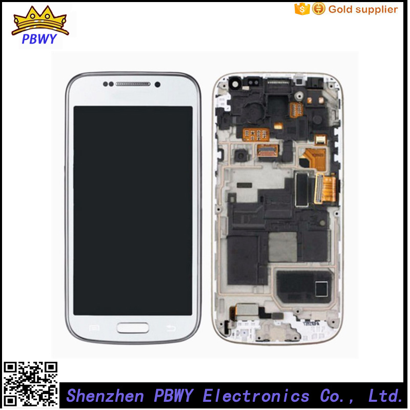 50PCS/LOT 100% original LCD Display Screen touch Digitizer Assembly for Samsung Galaxy S4 Mini 9190
