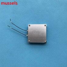 7 cm x 7 cm Große LED Entferner Heizung Löten Chip Abriss Schweißen BGA Station PTC Split Platte 270 w 250 grad 2 teile/los