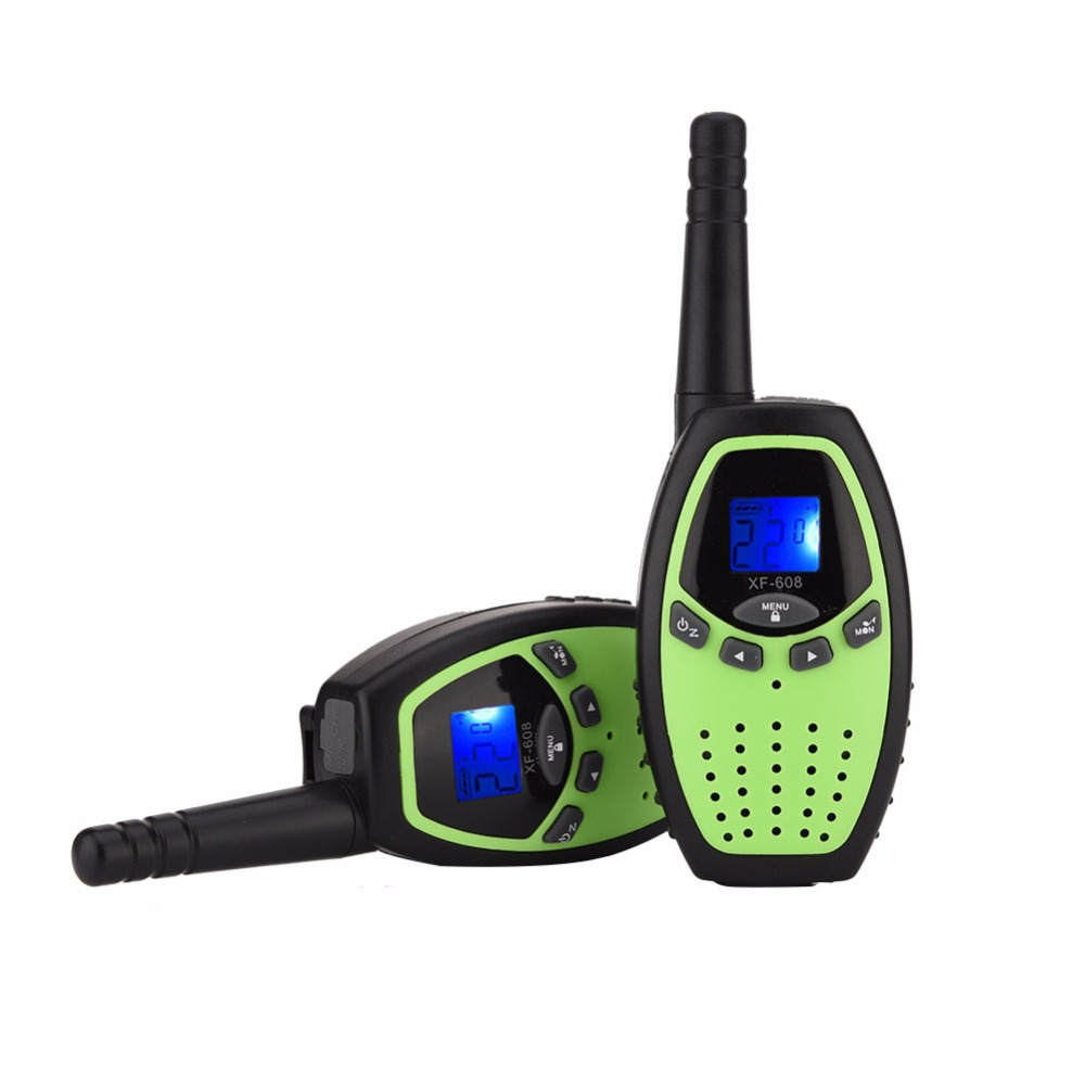 2 Pcs Two Way Communication equipment 22 channel for Kids Children Gift ...