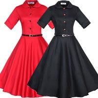 Free Shipping Autumn Winter Audrey Hepburn Style 1950s 60s Vintage Retro Rockabilly Pinup 50s Swing Wedding