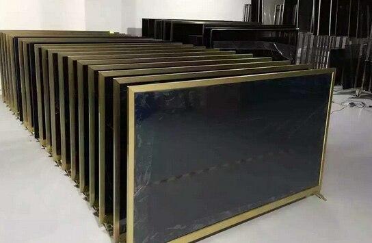 Écran de moniteur de vidéosurveillance anti-déflagrant trempé KTV 70 80 85 90 95 pouces LCD tft hd hdmi TV écran plat intelligent 4K tactile ordinateur TV