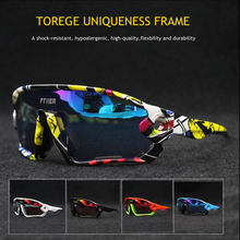 Promotion Cycling Glasses UV400 Bicycle Sunglasses Outdoor Sports