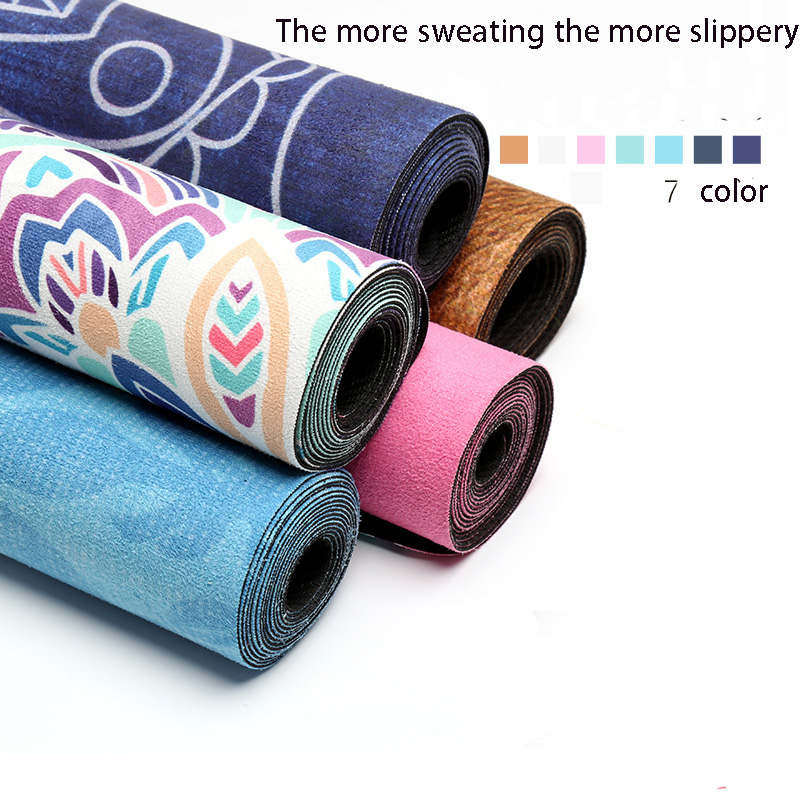 Premium Reversible Print Yoga Mat, Extra Thick Non Slip Exercise & Fitness Mat for All Types of Yoga, Pilates & Floor Exercises transition metal complexes of benzopyran 4 one schiff bases