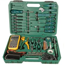 Набор инструментов для электротехнической работает SATA, S09535