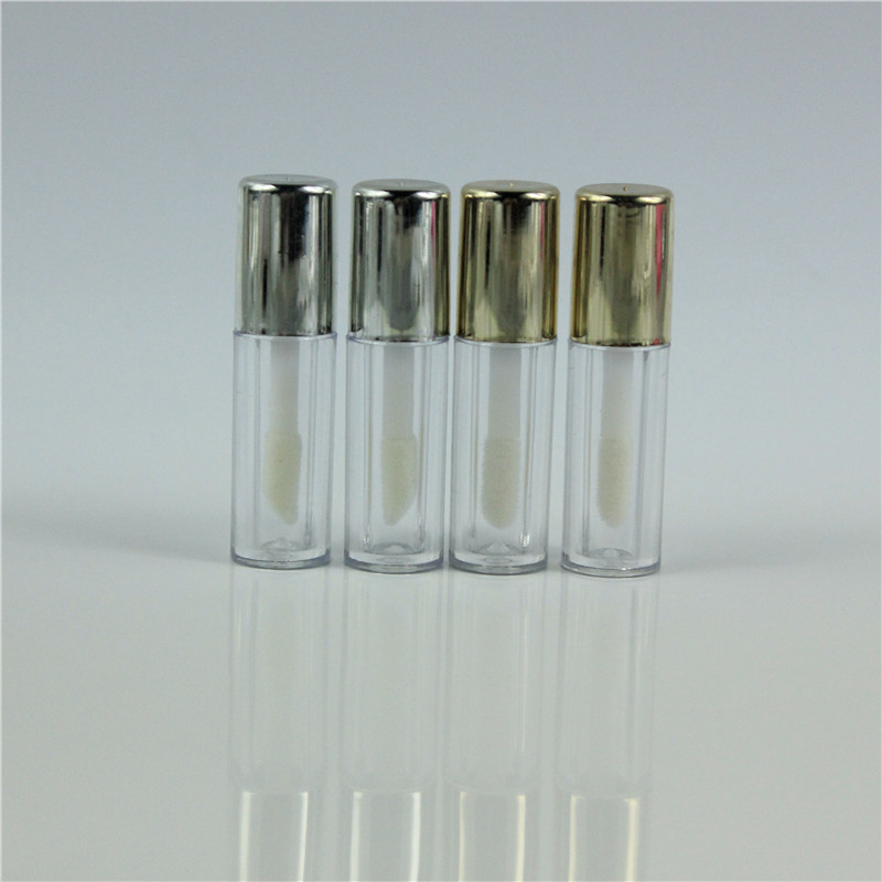 50pcs lot 0.8ml high quality Empty clear lip gloss tube lip balm bottle  container in the refillable bottles 434c658cda8e