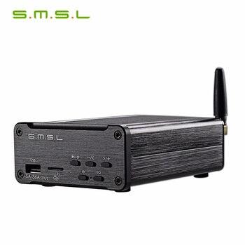 SMSL SA-36A Plus 30W TPA3118 Bluetooth AUX HIfi Audio Digital Amplifier Class D Power Amplifier