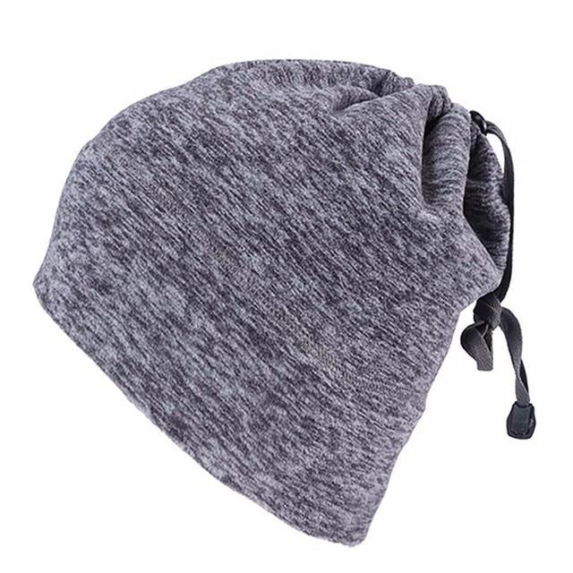 840388baf1a Men s Winter Ski Hat Beanies Snowboard Motorcycle Warmer Cap Outdoor Sports  Beanie Hats Necker Windproof
