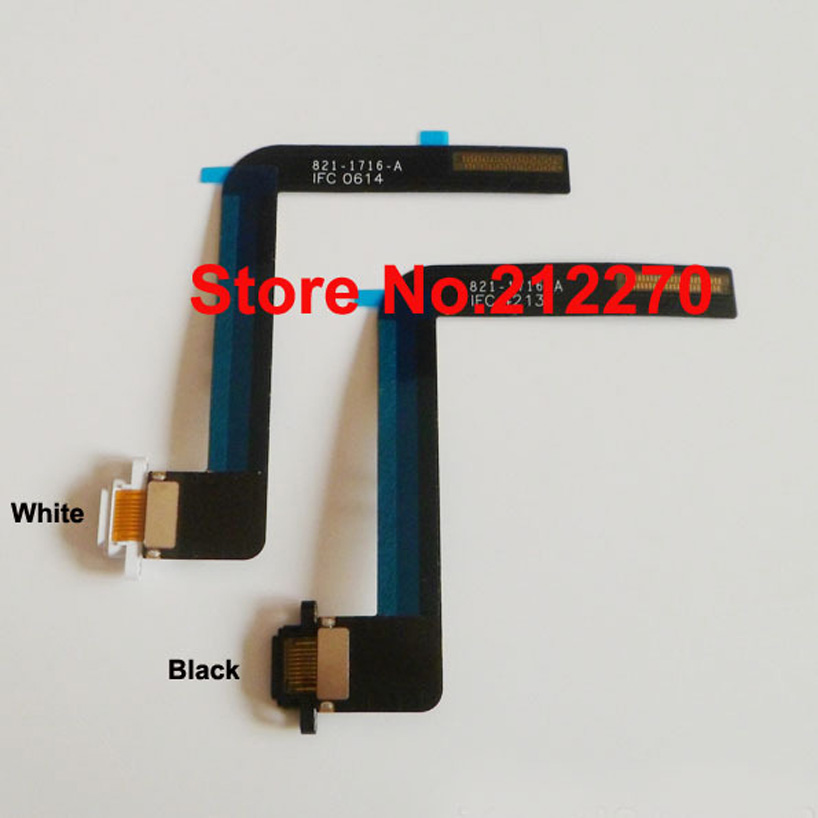YUYOND Free DHL EMS Original New Charger Charging Dock Port Connector Flex Cable For iPad Air