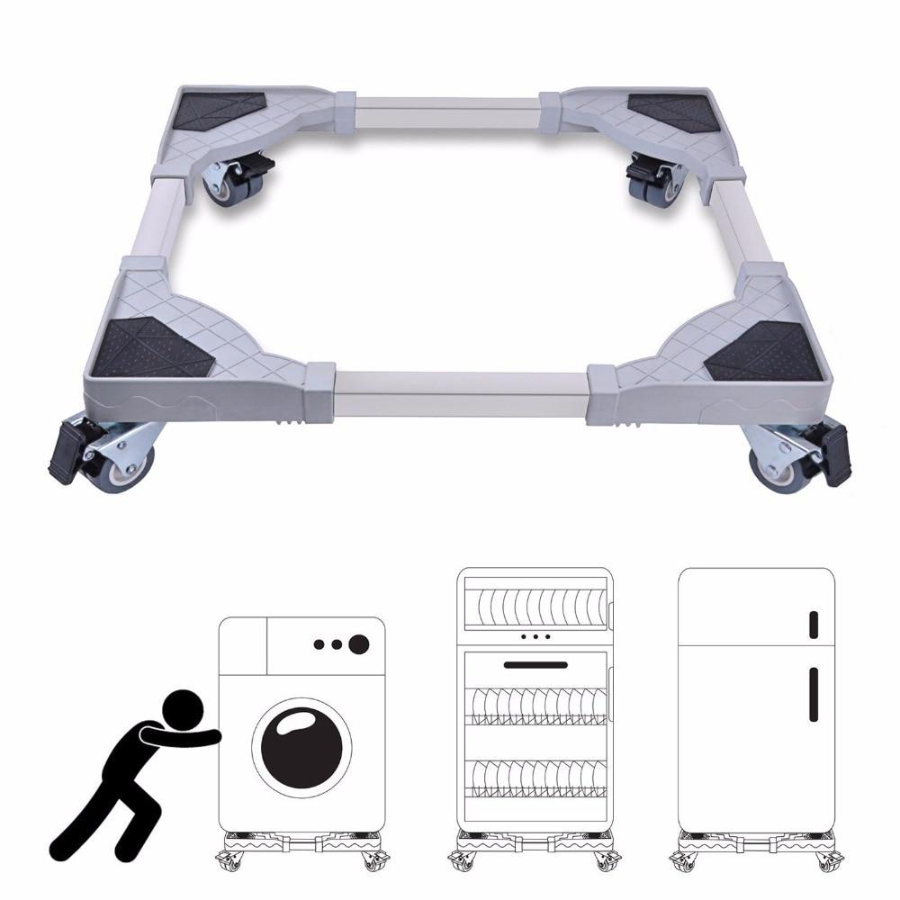 Abnehmbare Universal Roller Waschmaschine Kühlschrank Standfuß ...
