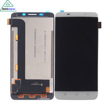 Para UleFone Metal Accesorios de Reparación de LCD de Pantalla Táctil Digitalizador Asamblea Con Herramientas Gratuitas Original del 100%