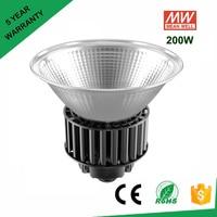 Led High Bay Light 100W 150W 200W LED Industrial Lamp Stadium Workshop Light Warehouse Factory Garage Lighting