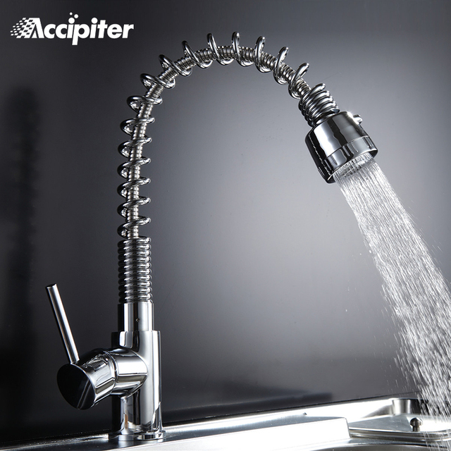 Kitchen Faucet Pull Out Spray Kitchen Tap Sink Faucet Mixer Tap Hot
