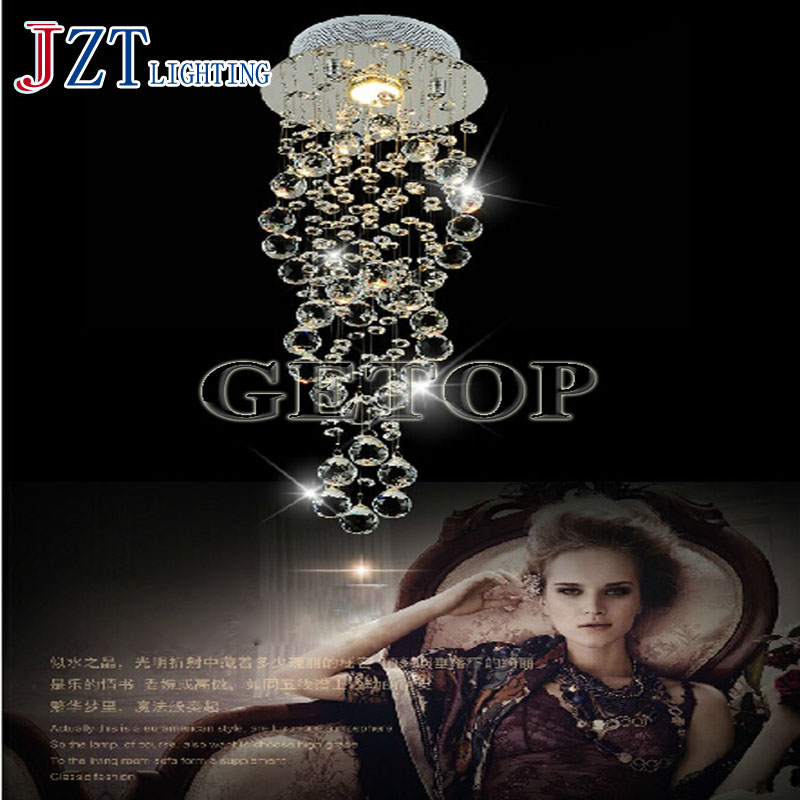 J Best price hot sale mordern droplight double spiral hanging crystal chandeliers led Crystal helix stair living room lamps j best price crystal black chandelier droplight europe restoring ancient light dining room crystal lamps for bedrooms 6 lights