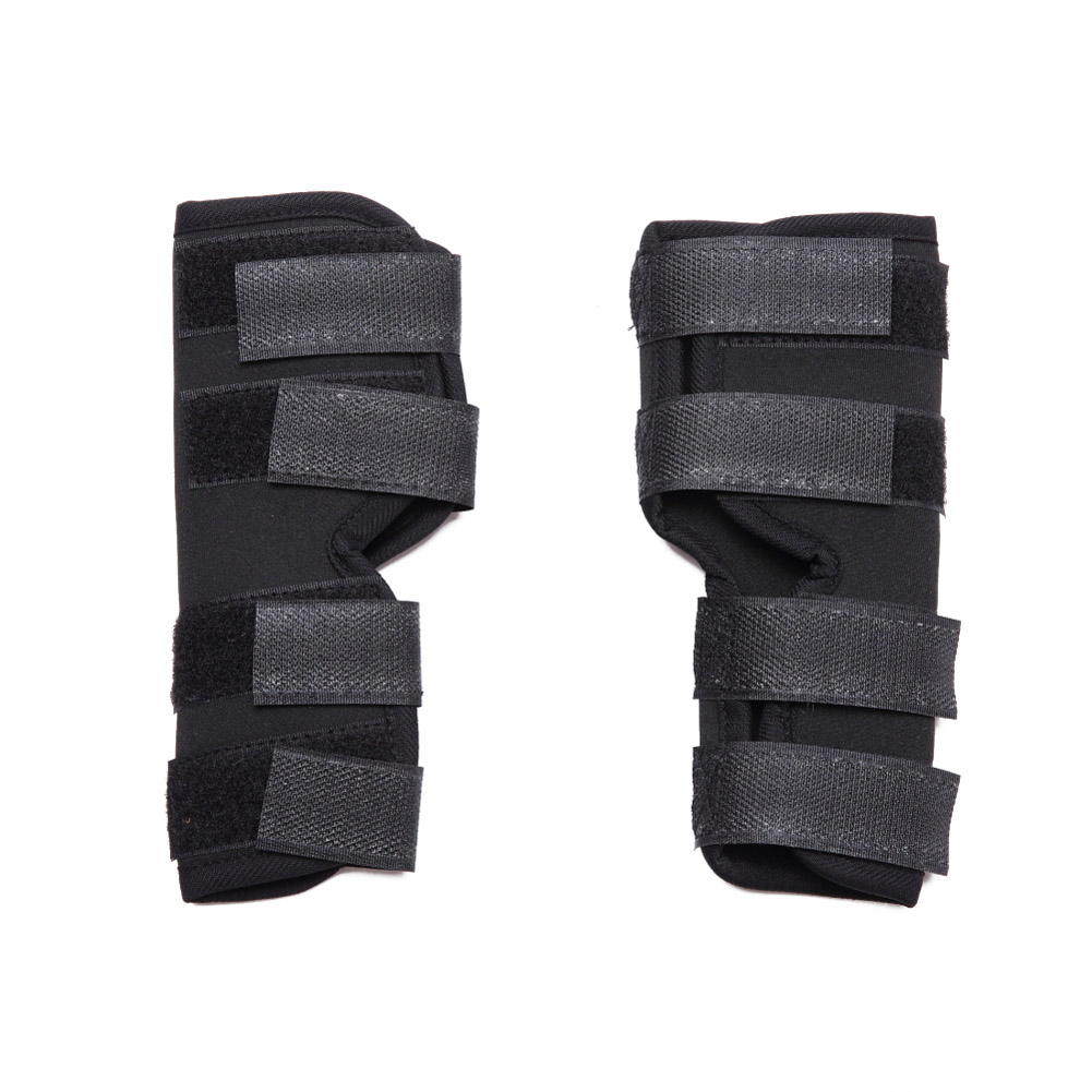 Hock Joint Wrap Breathable Injury Recover Pet Knee Pads Dog Support Brace for Hind Leg J2Y
