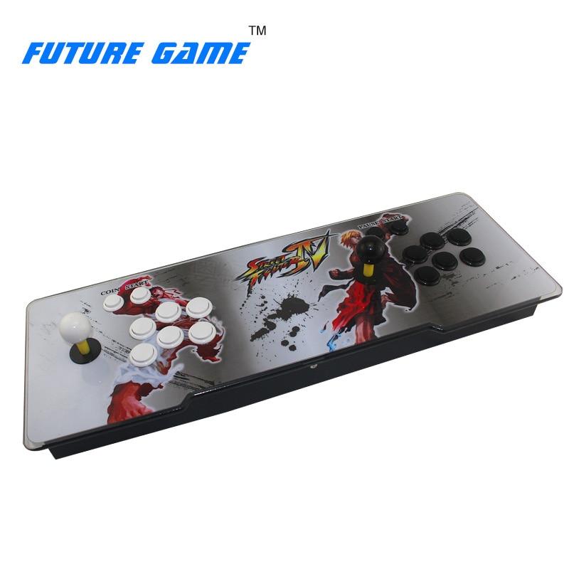 Pandora 5 S/6 S Unterhaltungselektronik 2020 In 1 Arcade Spiel Maschine Controller Usb Joystick & Taste 1-2 Spieler Control GroßE Vielfalt